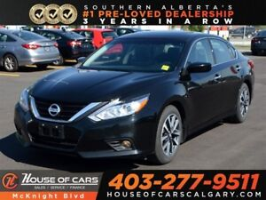 2017 Nissan Altima 2.5 S / Sunroof / Back Up Cam / Heated Seats