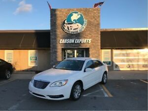 2012 Chrysler 200 LOOK CLEAN LX! FINANCING AVAILABLE!