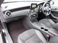 Mercedes-Benz A Class A220 CDI BLUEEFFICIENCY AMG SPORT (black) 2014-02-18