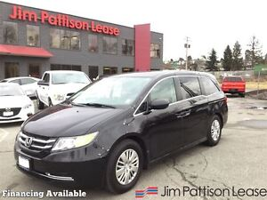 2014 Honda Odyssey LX, local/no accidents