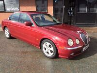 JAGUAR S TYPE 3.0 AUTO 2000 MODEL
