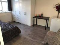 - BEAUTIFUL DOUBLE ROOM AVAILABLE NOW IN WILLESDEN GREEN AREA-
