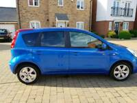 Nissan note 1.6 automatic transmission