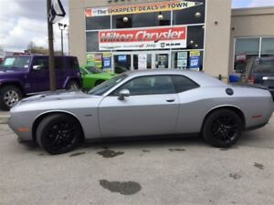 2016 Dodge Challenger R/T BLACKTOP|LEATHER|8.4