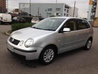 Volkswagen Polo 1.4 SE 5dr,Automatic, Hpi clear,Reverse Parking Sensor,12 months mot