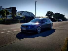 Audi A4 avant 1.8t modified