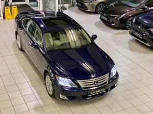 Lexus LS 600h L - WELLNESS - OTTOMANE MASSAGE-16.490,-