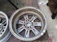 Alloy wheel mercedes c-class