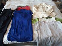 Few ladies clothing items size 10