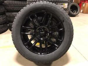 "20"" WINTER PACKAGE Wheel and Tire COMBO!! $2300 Mounted and Balanced!! F150 Silverado Sierra 1500 Expedition"
