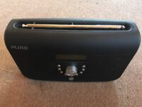 Pure DAB Radio - Elite One (Series 2) with ChargePak EXCELLENT condition