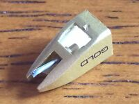 Ortofon Gold Replacement Stylus For OM & Concorde Gold Cartridges