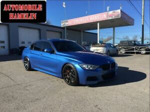 2013 BMW 3 Series 335i xDrive M package