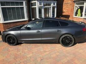 3.0 Audi A5 Black Edition Plus