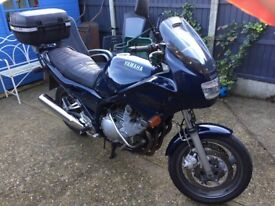 YAMAHA 900 DIVERSION, 27000 MILES, VERY GOOD CONDITION, TOP BOX