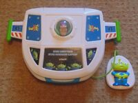Buzz Lightyear/Toy Story Laptop Computer