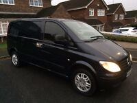 Mercedes Vito 109CDI - 2005 Reg - Very good condition throughout - MOT July 2017 - Recently serviced