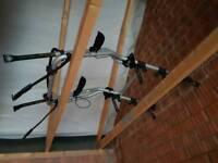 Thule clip-on bike rack