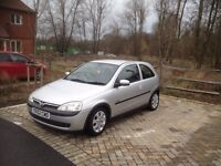 Vauxhall Corsa 1.2 very good condition