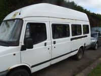 LDV CONVOY 1998 FOR SPARES OR REPAIRS