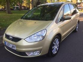 ***SORRY SOLD***2007 FORD GALAXY GHIA TDCI 6G MPV (7 SEATS) 2.0L DIESEL 6 SPEED GEARBOX SERVICE