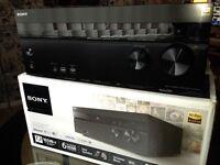 >>NOW SOLD<< SONY STR-DN1050 Cinema Amplifier Receiver Boxed 5.1 strdn1050 1050 surround sound Amp