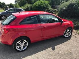 Seat Ibiza 1.4 Sport Red 68000 miles