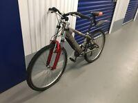 Saracen X-ray Jump/Mountain bike for sale.