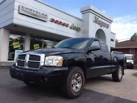 2006 Dodge Dakota SLT,QUAD,ALLOYS,LOW KM