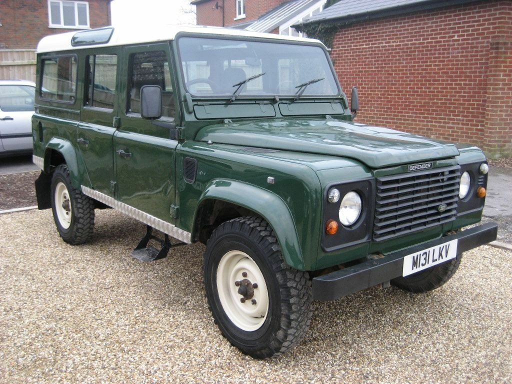 Land Rover Defender 110 5 Door County Station Wagon 300