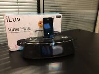 iLuv Vibe Plus Speaker Dock for iPhone and iPod