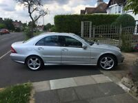 Lovely Mercedes c240 advantgarde auto petrol for sale