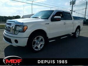 2011 Ford F-150 Lariat Limited d'occasion