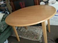 Wooden table good condition