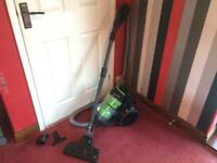 Panasonic Bagless Hoover Vacuum Cleaner