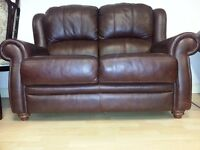 italian tup quality two setter sofa. excellent condition.