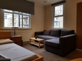 Furnished Studio with Bills Included in Canary Wharf !
