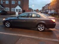 imaculate bmw 520d se auto with fsh
