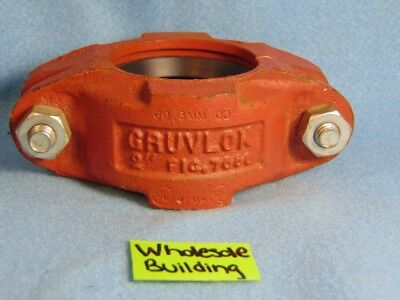 Gruvlok Pipe Coupling 7000 2