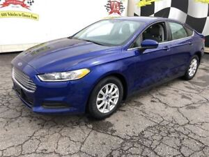 2016 Ford Fusion S, Automatic, Back Up Camera