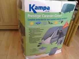 Kappa caravan cover