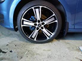 Vw /audi borbet alloy wheels 18 inch