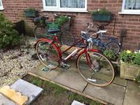 New Vintage Marlboro Ladies Bike