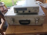 ultra sound machine , Shrewsbury , output minimal so suitable for spares only