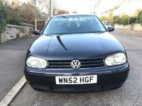 2003 VW Golf GTI TDI 150