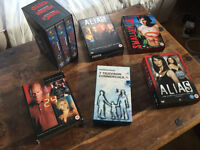 Various Videos and DVDs - Star Wars, Radiohead etc