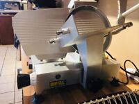 buffalo meat slicer