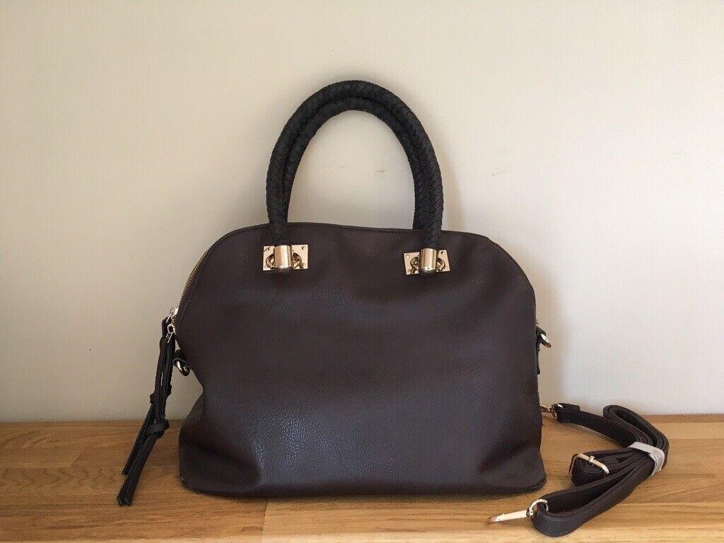 9376e9e49dfa Brown ladies fashion handbag for sale