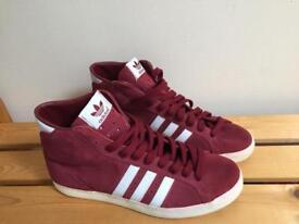 Adidas, Vans and G star trainers