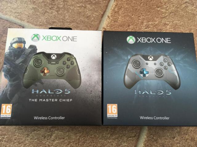 halo 5 limited edition xbox one controller